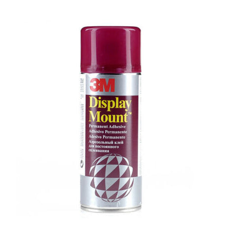 Display Mount Permanent Adhesive Glue Spray 400ml