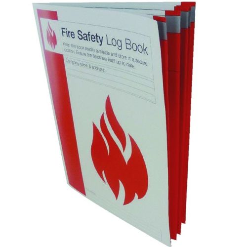 Fire Safety And Maintenance Log Book