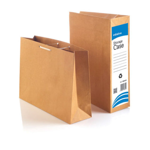 Archive Storage Bags With Tie Lace- Pack of 50