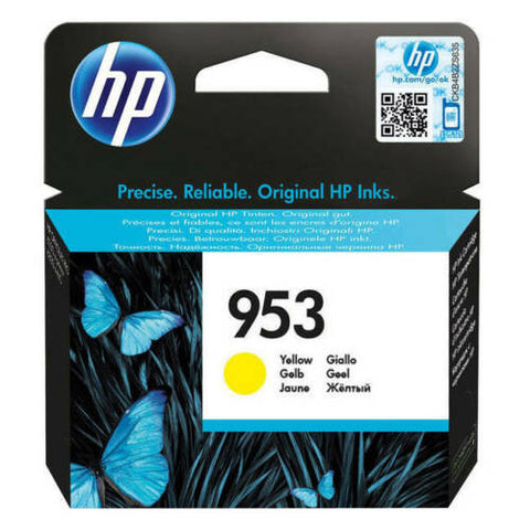 HP 953 Ink Cartridge Toner- Yellow