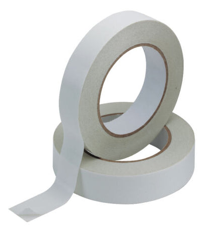 Double Sided Sticky Tape 25mm X 33m- Pack of 2