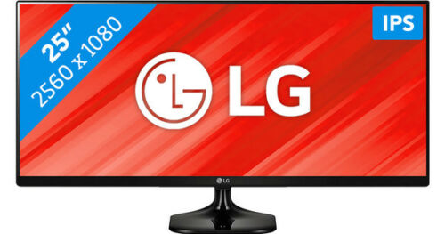 LG 25UM58 25 inch LED IPS Monitor Panel Ultra Wide Full HD