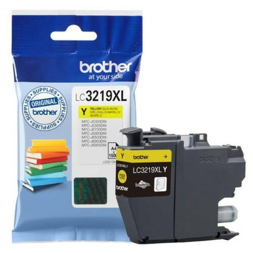 Brother LC3219XL Ink Cartridge Toner- Yellow