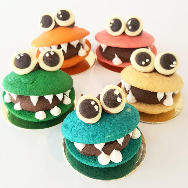 Monster Cookie Sandwiches (21 Oct 2017)