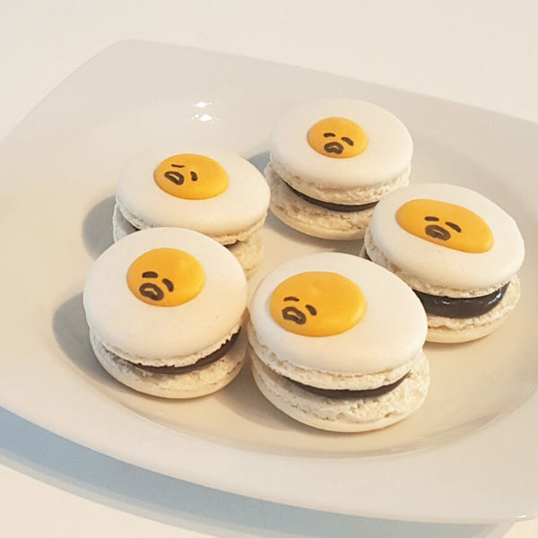 Gudetama Macarons Workshop