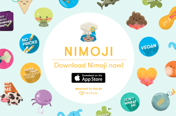 Nemoji l'application d'emojis végans