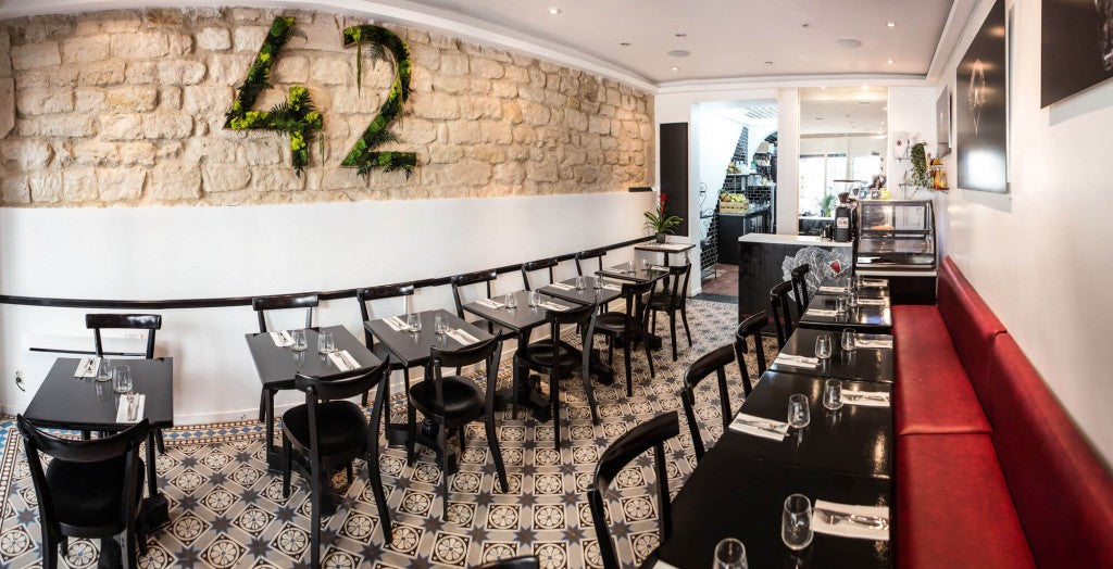 42 degres paris restaurant vegan