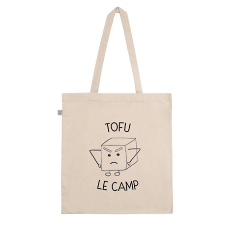 Totebag Tofu le Camp