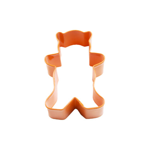 Orange Bear Cookie Cutter