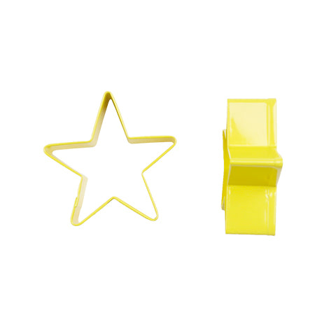 3 Inch Yellow Star Cookie Cutter