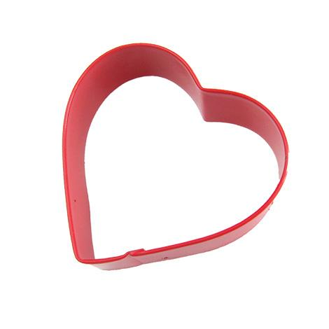 Choose a 3 Inch Heart Cookie Cutter