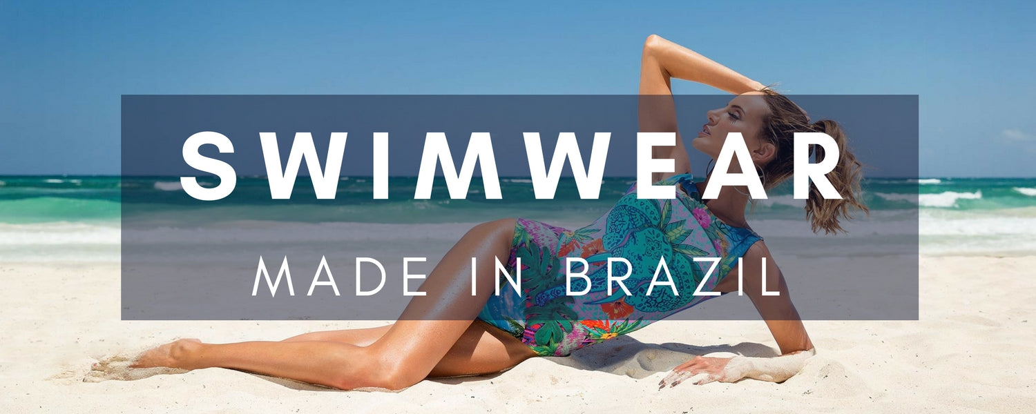 Just Add Water - Brazilian Swimwear Collection