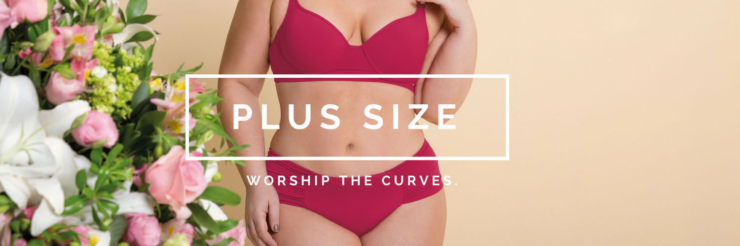 Plus Size Underwear & Swimwear