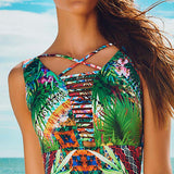 Luxe Brazil One Piece Swimsuit, Swimwear, [product_colour]  - ALVESIA