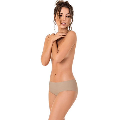 Seamless High Waist Pantie, Undies, [product_colour]  - ALVESIA