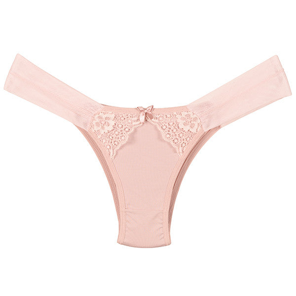 Brazilian Tanga with Lace Detail - 2Rios, Undies, [product_colour]  - ALVESIA