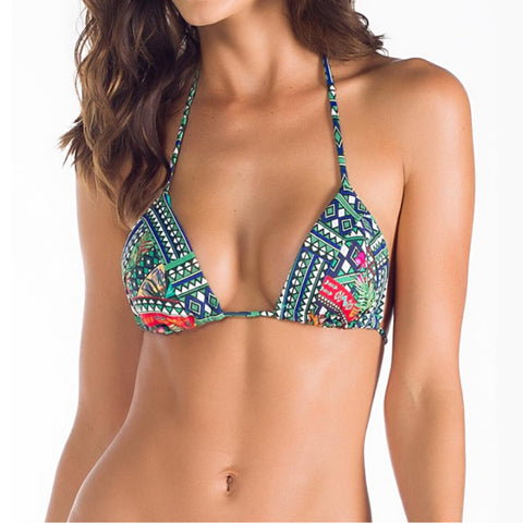 Floripa Triangle Bikini Top, Maryssil - ALVESIA 2018