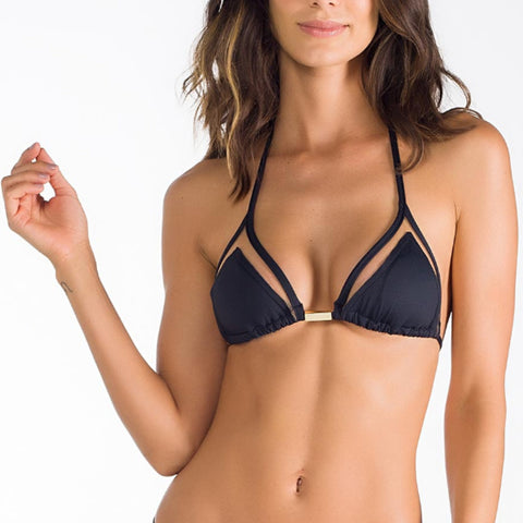 Mel Triangle Bikini Top, Swimwear, [product_colour]  - ALVESIA