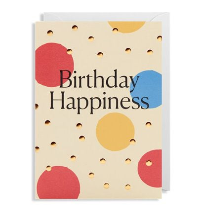 Gift Card - Birthday Happiness