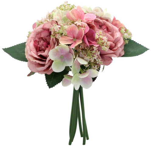 Artificial Mixed Flower Bouquet