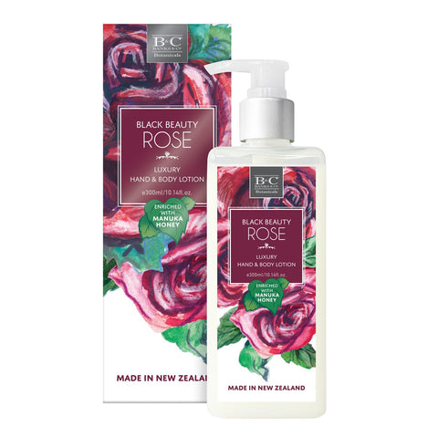 Black Beauty Rose - Lotion