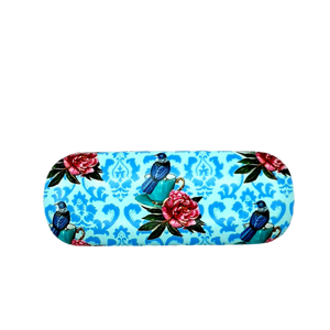 Native Bird Glasses Case - Nest