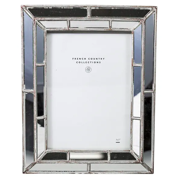 Mirror Photo Frame 4x6