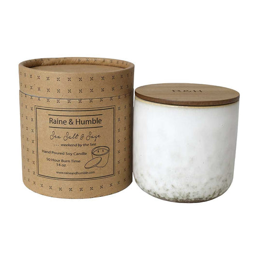 R&H Sea Salt & Sage Candle