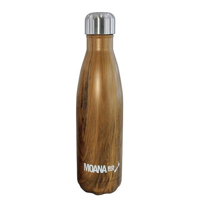 Insulated Drink Bottle - Wood