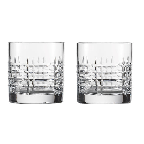 Old Fashioned Whisky Glass Set