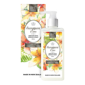 Frangipani & Lime - Hand & Body Wash