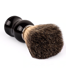 Load image into Gallery viewer, Pure Badger Shaving Brush - Black