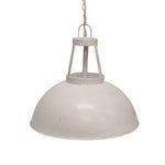 Large Luna Round Hanging Lamp