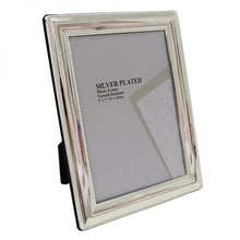 Load image into Gallery viewer, Silver Plated Frame 5x7""