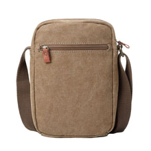 Load image into Gallery viewer, Classic Zip Top Body Bag- Brown