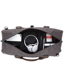 Load image into Gallery viewer, Explorer Holdall Bag - Charcoal