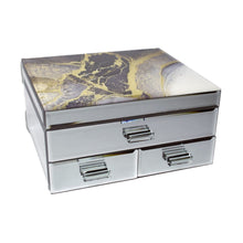Load image into Gallery viewer, Treasured Cove Large Jewellery Box