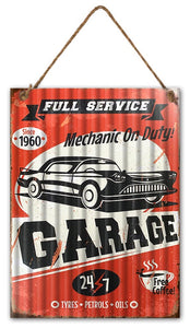 Full Service Garage Sign