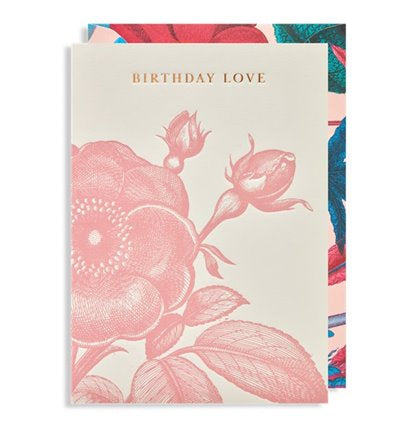 Gift Card - Birthday Love