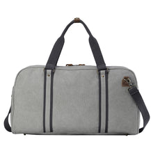 Load image into Gallery viewer, Large Flap Front Messenger Bag - Charcoal