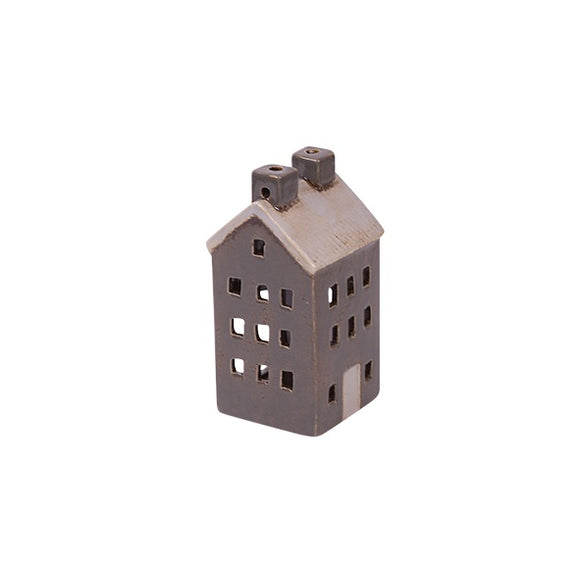 Grey Tea Light House