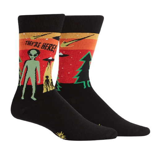 Socks Men's Crew - They're Here