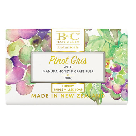 Pinot Gris Soap