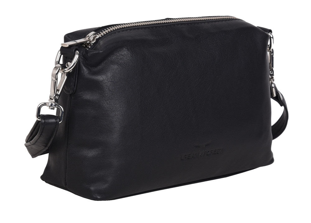 Lauren Small Handbag - Fenasia Black