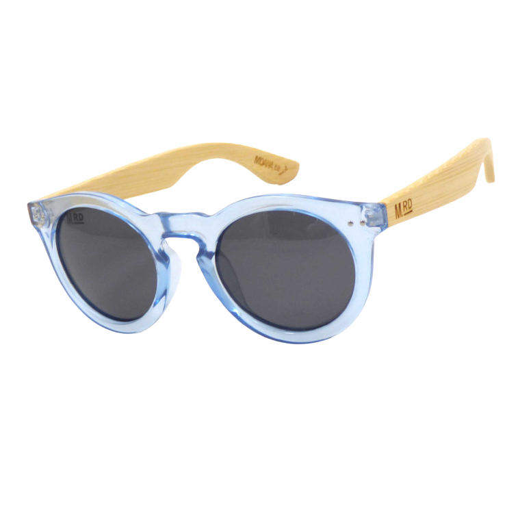 Grace Kelly Sunglasses - Ice Blue