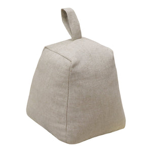Jetty Oatmeal Doorstop