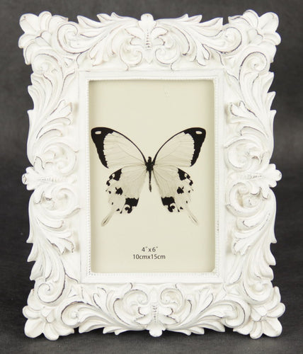 Solid Scroll  Photo Frame 4x6