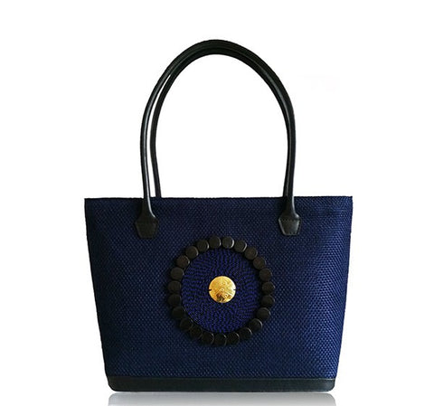 Blue Tote Bag - Nakuru