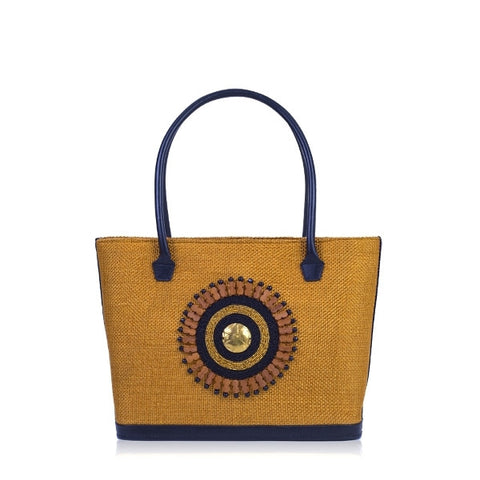 Yellow Tote Bag - Savanna