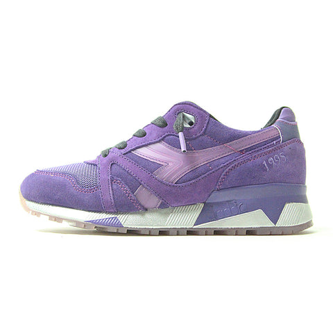 Raekwon x Packer Shoes x Diadora N.9000 'Purple Tapes' UK 7
